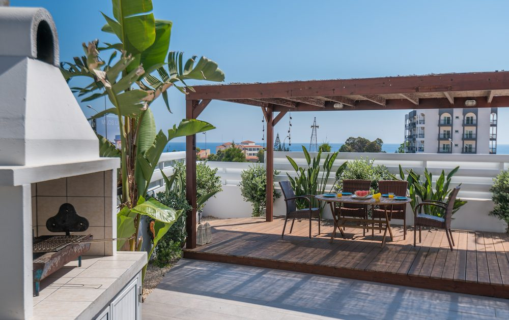 Patio in Cyprus Villas