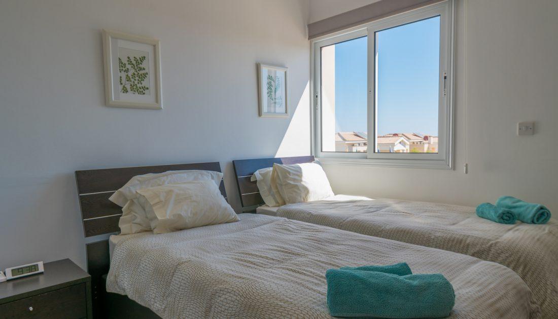 Bedrooms in Cyprus Villas