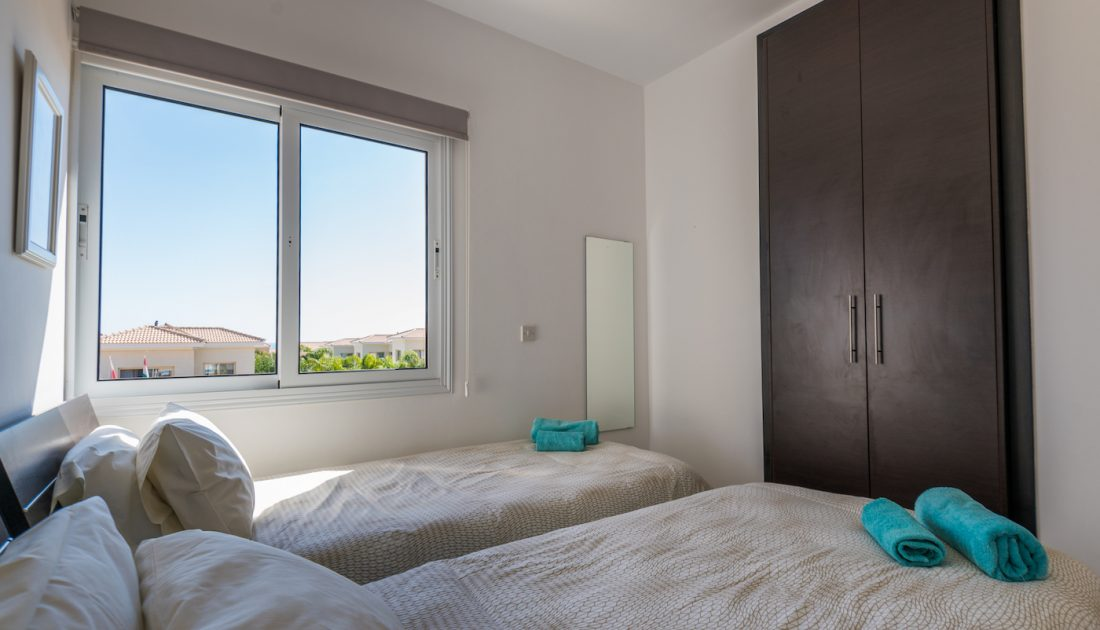 Bedrooms in Cyprus Villas