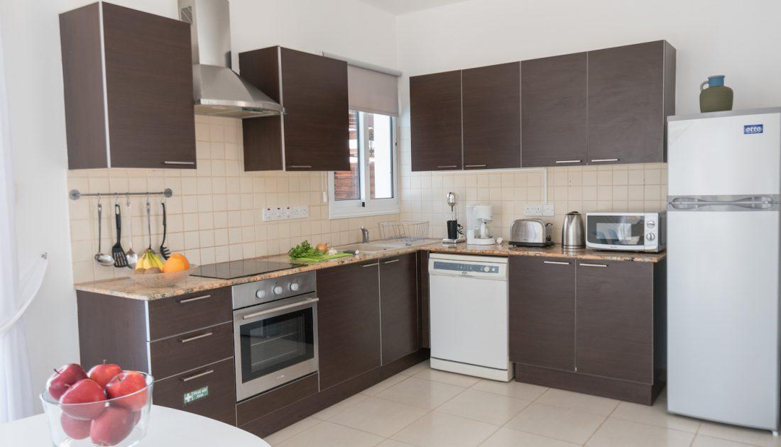 Cyprus Villas Kitchen