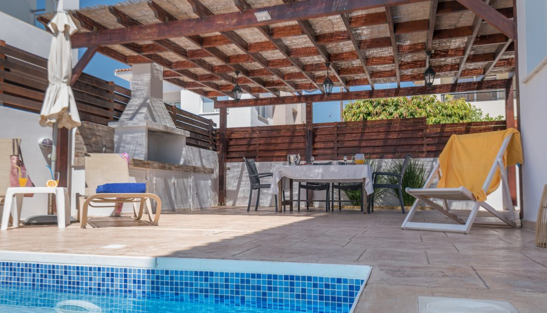 Cyprus Villas with Patio