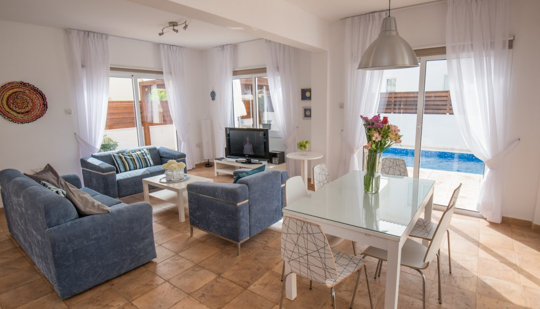 Cyprus Villas Rooms