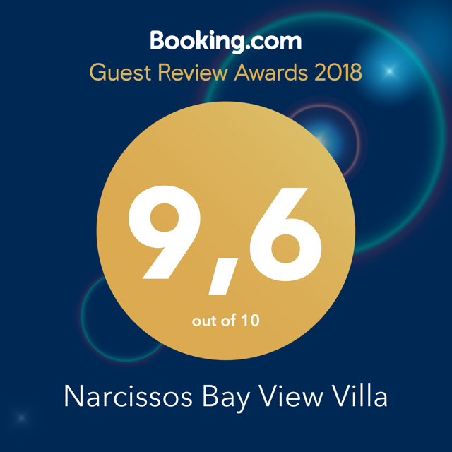 Best Hotel Villa Awards in Cyprus
