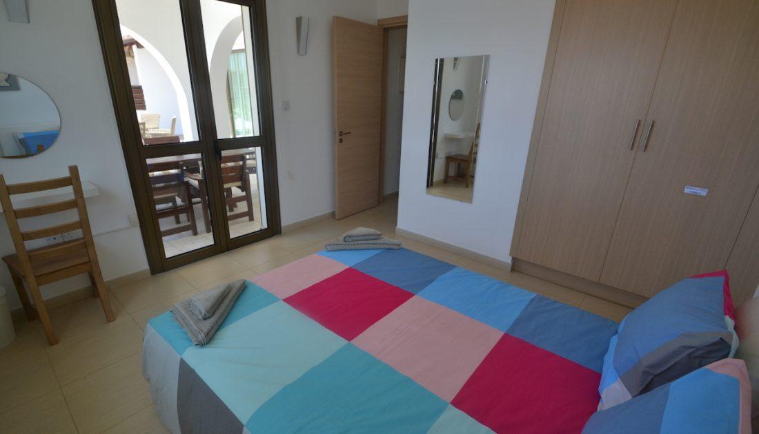Villa Bedrooms in Cyprus
