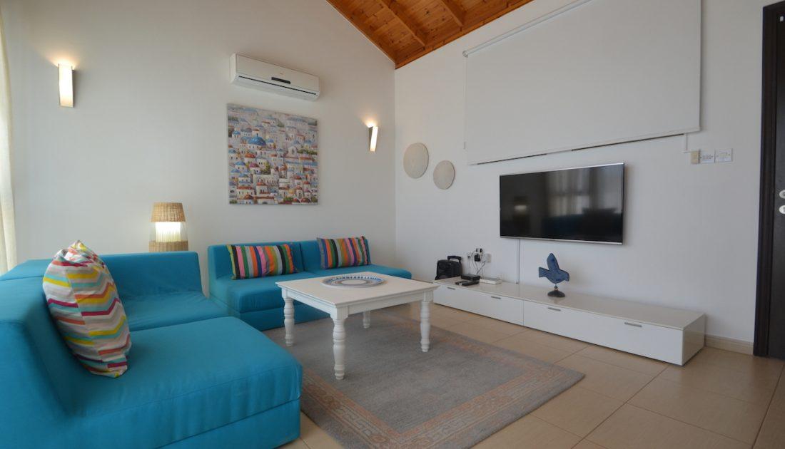 Lobby in Cyprus Villas