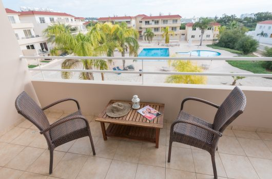 Ayia Napa Villas Balcony
