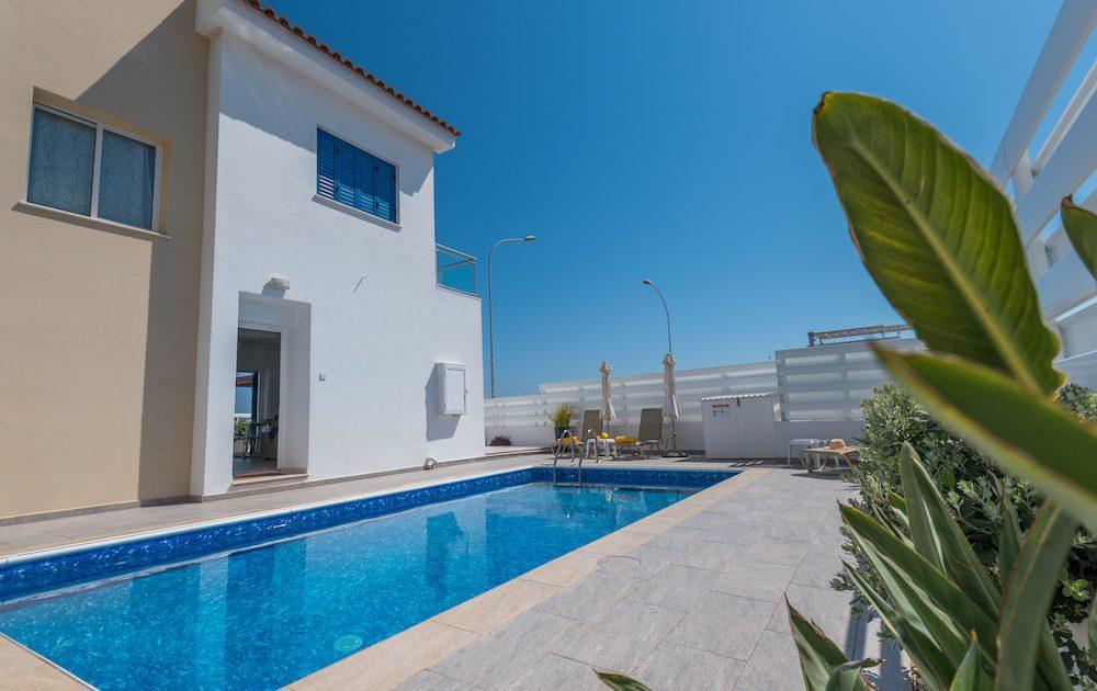Pool in Cyprus Villas