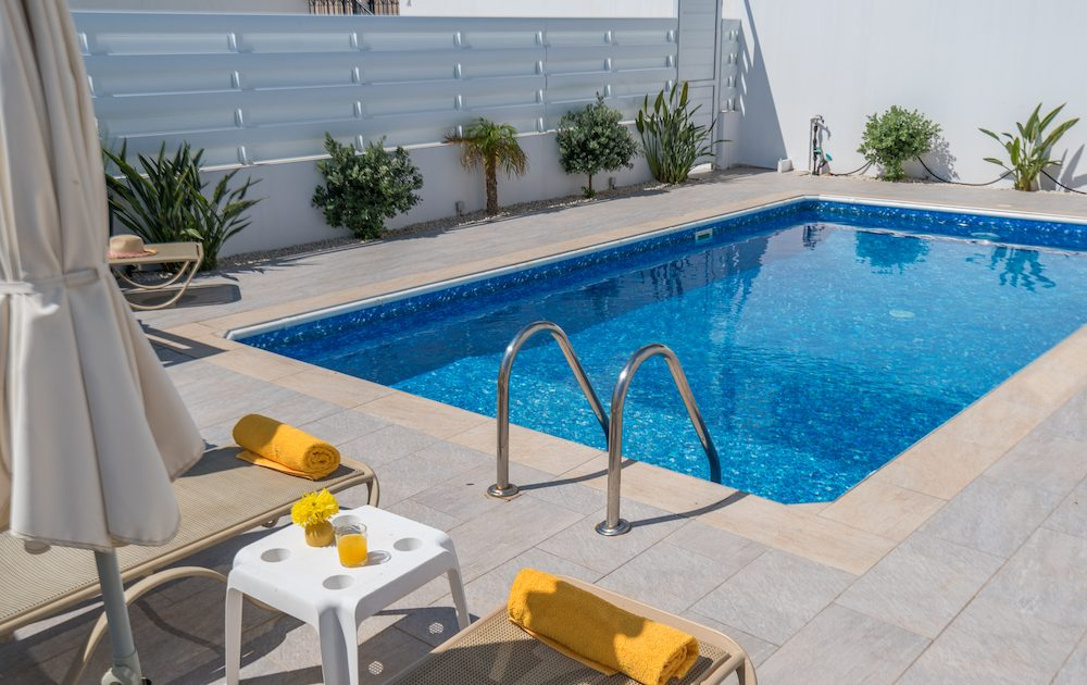 Pool in Cyprus Villas