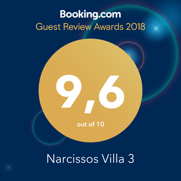 Best Villa Awards in Cyprus