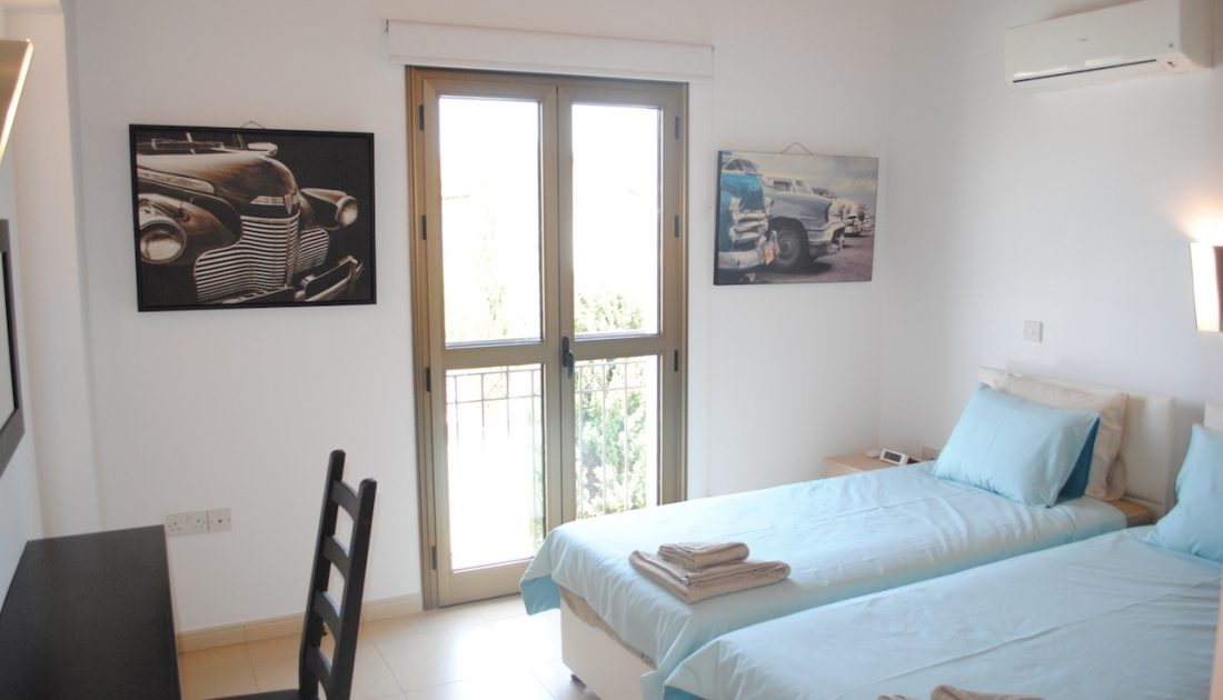 Villa Bedrooms in Cyprus